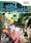 Boîte US de Sin and Punishment : Successor of the Skies sur Wii