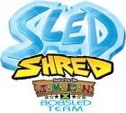Artworks de Sled Shred sur Wii