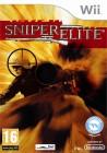 Boîte FR de Sniper Elite sur Wii