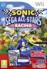 Artworks de Sonic & Sega All-Stars Racing sur Wii