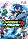 Boîte FR de Sonic Riders : Zero Gravity sur Wii
