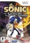 Boîte FR de Sonic and the Secret Rings sur Wii