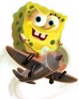 Artworks de Bob l'Eponge : la Créature du Crabe Croustillant sur Wii