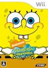 Boîte JAP de Bob l'Eponge : la Créature du Crabe Croustillant sur Wii