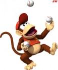 Artworks de Mario Super Sluggers sur Wii