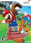 Boîte US de Mario Super Sluggers sur Wii