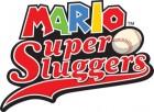 Logo de Mario Super Sluggers sur Wii
