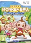Boîte FR de Super Monkey Ball Step & Roll sur Wii