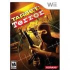 Boîte US de Target : Terror sur Wii