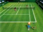 Screenshots de Nintendo tennis (provisoire) sur Wii