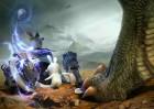Artworks de The Lapins Crétins : Retour vers le Passé sur Wii