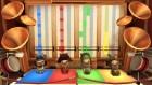 Screenshots de The Lapins Crétins : Retour vers le Passé sur Wii