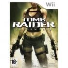 Boîte FR de Tomb Raider Underworld sur Wii