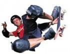 Artworks de Tony Hawk's Downhill Jam sur Wii