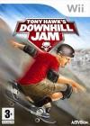 Boîte FR de Tony Hawk's Downhill Jam sur Wii