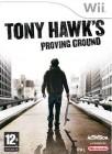 Boîte FR de Tony Hawk's Proving Ground  sur Wii
