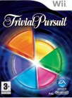 Boîte FR de Trivial Pursuit sur Wii