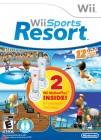 Boîte US de Wii Sports Resort sur Wii
