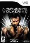 Boîte FR de X-Men Origins : Wolverine sur Wii