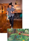 Artworks de The Legend of Zelda : The Adventure of Link sur Wii