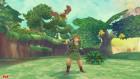 Screenshots de The Legend of Zelda : The Adventure of Link sur Wii