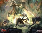 Artworks de The Legend of Zelda : Twilight Princess sur Wii