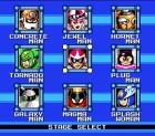Logo de Mega Man 9 sur Wii