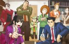 Artworks de Phoenix Wright : Ace Attorney sur Wii