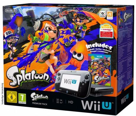 Bundle Splatoon Wii U